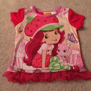 3b5558f59b Pajamas - Strawberry shortcake pajamas